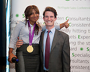 Olympic Double Trap Champion Peter Wilson at Northgate Vehicle Hire Conference CLIENT: Manifest PR