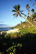 Cape Mulinuu, Savaii Island, Fiji