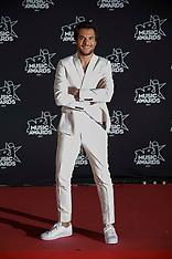 NRJ Music Awards - 4 Nov 2017