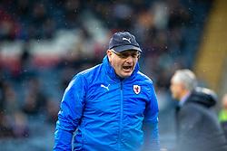 Raith Rovers manager John McGlynn. Raith Rovers 2 v 2 Falkirk, Scottish Football League Division One played 5/9/2019 at Stark's Park, Kirkcaldy.