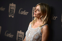 September 7, 2016 - New York, New York, USA - Sienna Miller attends the Cartier Fifth Avenue Mansion Reopening Party at Cartier Mansion on September 7, 2016 in New York City. (Credit Image: © Future-Image via ZUMA Press)