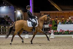 Herweyers Emilie, BEL, Don't Dream WE<br /> Belgisch Kampioenschap Dressuur<br /> Azelhof - Lier 2020<br /> © Hippo Foto - Dirk Caremans<br /> 02/10/2020
