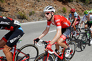 Bauke Mollema (NED - Trek - Segafredo), during the UCI World Tour, Tour of Spain (Vuelta) 2018, Stage 3, Mijas - Alhaurin de la Torre 178,2 km in Spain, on August 27th, 2018 - Photo Luis Angel Gomez / BettiniPhoto / ProSportsImages / DPPI
