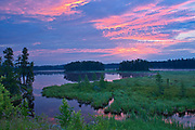 Dawn on Middle Lake<br />Kenora<br />Ontario<br />Canada