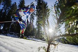 Quentin Fillon Maillet (FRA) during Men 15 km Mass Start at day 4 of IBU Biathlon World Cup 2015/16 Pokljuka, on December 20, 2015 in Rudno polje, Pokljuka, Slovenia. Photo by Ziga Zupan / Sportida