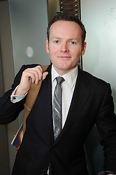 Musician JOE STILGOE at the Lady Taverners Tribute Lunch in honour of Nicholas Parsons held at The Dorchester, Park Lane, London on 20th November 2009.