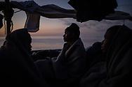 Nella giornata del 9 gennaio 2020 la nave da soccorso Sea Watch 3 si e' trovata ad affrontare tre soccorsi. Il primo in mattinata di un gommone, poi in tarda sera una piccola barca con delle famiglie libiche a bordo e nella nnotte un bacrcone nell'area SAR maltese. Tutti  i 119 naufraghi sono poi saliti a bordo della nave da socorso battente bandiera tedesca. Federico Scoppa