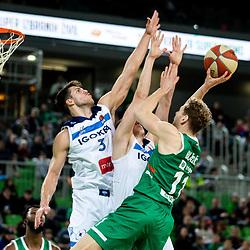 20200105: SLO, Basketball - ABA League 2019/20, KK Cedevita Olimpija vs KK Igokea