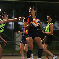 National University of Singapore, Monday, September 9, 2013 – The National University of Singapore (NUS) opened their Singapore University Games (SuniG) netball campaign with a huge 85–14 win over the Singapore Institute of Management (SIM).<br /> <br /> Story: http://www.redsports.sg/2013/09/14/sunig-netball-nus-sim/