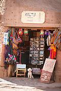 San Pedro de Atacama gift shop.