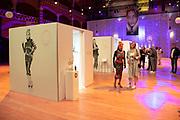 DEN HAAG, 10-08-2021, Paleis Noordeinde<br /> <br /> Opening Expo LAYERED Eloise van Oranje x Magnum in de Beurs van Berlage, Amsterdam FOTO: Brunopress/Patrick van Emst<br /> <br /> Op de foto / On the photo: Eloise van Oranje