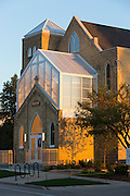 Cassandra Voss Center at St Norbert College.  Photo by Mike Roemer