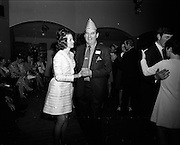 20/04/1970<br /> 04/20/1970<br /> 20 April 1970<br /> Tynagh Mines Dinner Dance at Loughrea, Co. Galway. Mr and Mrs P.J. Hughes.