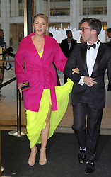 May 22, 2017 - New York, New York, United States - Blake Lively arriving at the 2017 American Ballet Theatre Spring Gala at The Metropolitan Opera House on May 22, 2017 in New York City  (Credit Image: © Curtis Means/Ace Pictures via ZUMA Press)