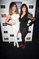 """Lizzie Cundy, Vicki Michelle  at Friederike Krum after party celebrating the launch of her album """"Somebody Loves Me: The Songs Of Gershwin"""" at Tramp on February 06, 2020 iLondon, England"""