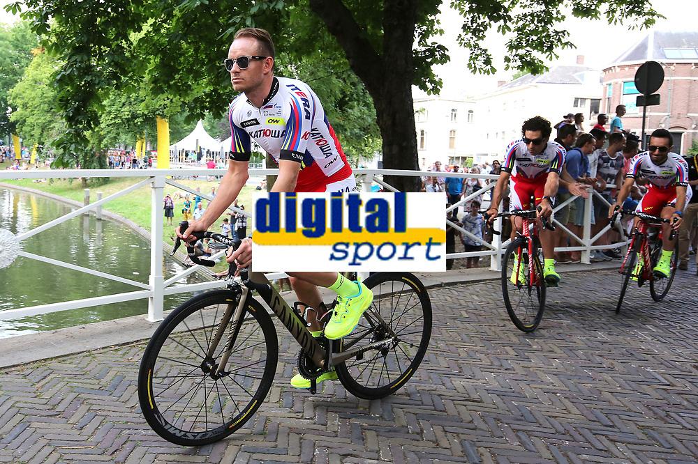 KRISTOFF Alexander (NOR) Team Katusha, during the 102nd Tour de France, Team Presentation, in Utrecht, Netherlands, on July 2, 2015 - Photo Tim de Waele / DPPI