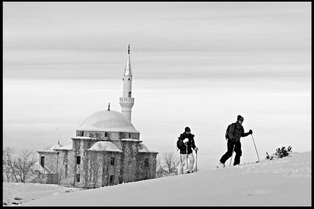 Rider: Seb Michaud, Baptiste Blanc.Location: Saklikent (Turkey)