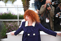 Sabine Azema at the Vous N'Avez Encore Rien Vu photocall at the 65th Cannes Film Festival France. Monday 21st May 2012 in Cannes Film Festival, France.