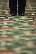 SEIU International President Mary Kay Henry presents during the Service Employees International Union BOLD Retreat at Dolce Hayes Mansion in San Jose, California, on November 21, 2013. (Stan Olszewski/SOSKIphoto)