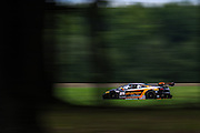 August 22-24, 2014: Virginia International Raceway. #29 Kevin Conway, Change Racing, Lamborghini of the Carolinas