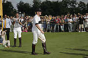 Jamie Packer presented with prize by Lady Cowdray, Veuve Clicquot Gold Cup 2006. Final day. 23 July 2006. ONE TIME USE ONLY - DO NOT ARCHIVE  © Copyright Photograph by Dafydd Jones 66 Stockwell Park Rd. London SW9 0DA Tel 020 7733 0108 www.dafjones.com
