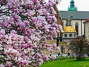 Katedra na Wawelu w Krakowie.<br /> Wawel Cathedral in Cracow.