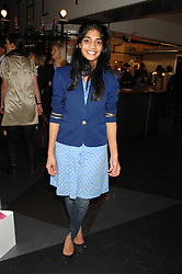 Actress AMARA KARAN at a Burns Night party hosted by designer Christoper Kane at Harvey Nichols, Knightsbridge, London on 25th January 2008 in association with VisitScotland to promote Edinburgh & Glasgow City Breaks.<br />