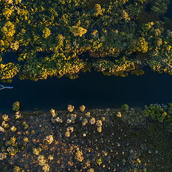 """""""Pantanal, Rio Miranda em Corumbá - MS (Paisagem) fotografado em Corumbá, Mato Grosso do Sul. Bioma Pantanal. Registro feito em 2017.<br /> <br /> <br /> <br /> ENGLISH: Miranda River photographed in Corumbá, Mato Grosso do Sul. Pantanal Biome. Picture made in 2017."""""""