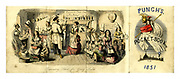 Mr Punch's Pocket Book 1851. Preparatory School for Young Ladies.