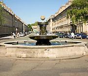 Fountain, Great Pulteney Street, Bath