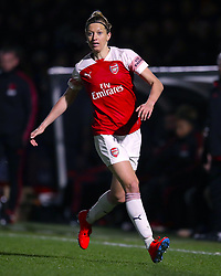 Arsenal's Janni Arnth