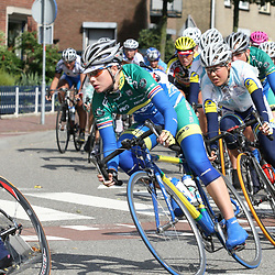 Ladiestour 2006 Sint Willebrord<br />Suzanne de Goede