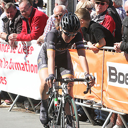 20-04-2016: Wielrennen: Waalse Pijl vrouwen: Huy  <br />HUY (BEL) cycling <br />The Fleche Walone is the last springrace in the Womens Worldtour. Elisa Longo Borghini