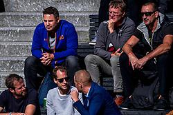 07-09-2018 NED: King of the Court, Utrecht<br /> 5 teams play in 3 rounds for the title 'King of the Court / Casper Groenhuijzen, Michiel van der Kuip, Gijs Ronnes, Bram Ronnes