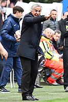 Roberto Donadoni Parma <br /> Milano 04-04-2015 Stadio Giuseppe Meazza Football Calcio Serie A 2014/2015 Inter - Parma foto Matteo Gribaudi / Image Sport / Insidefoto