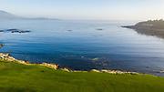 August 15, 2019:  Monterey Car Week, Pebble Beach golf course