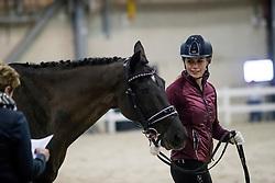 Huberts Carlijn, NED, Watoeshi<br /> The Dutch Masters 2020<br /> © Hippo Foto - Sharon Vandeput<br /> 12/03/20