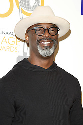 March 9, 2019 - Los Angeles, CA, USA - LOS ANGELES - MAR 9:  Isaiah Washington at the 50th NAACP Image Awards Nominees Luncheon at the Loews Hollywood Hotel on March 9, 2019 in Los Angeles, CA (Credit Image: © Kay Blake/ZUMA Wire)