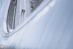 01.01.2021, Olympiaschanze, Garmisch Partenkirchen, GER, FIS Weltcup Skisprung, Vierschanzentournee, Garmisch Partenkirchen, Einzelbewerb, Herren, im Bild Thomas Lackner (AUT) // Thomas Lackner of Austria during the men's individual competition for the Four Hills Tournament of FIS Ski Jumping World Cup at the Olympiaschanze in Garmisch Partenkirchen, Germany on 2021/01/01. EXPA Pictures © 2020, PhotoCredit: EXPA/ JFK