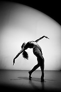 Smith College Dance professor Katie Martin,  photographed at Mount Holyoke College.