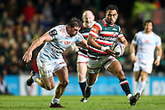 Leicester Tigers v Racing Metro 92 231016