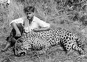 Jaguar Hunter Sasha Siemel