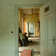 Duitsland - Leer - Landkreis Leer- 03-07-2013<br /> <br /> Ehemalige Jüdische Schule Leer.<br /> <br /> Foto: Sake Elzinga