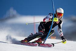 07.10.2014, Moelltaler Gletscher, Flattach, AUT, OeSV Medientag, im Bild Manuel Feller (AUT) // Austrian Skiracer Manuel Feller in action during the media day of Austria Ski Federation OSV at Moelltaler glacier in Flattach, Austria on 2014/10/07. EXPA Pictures © 2014, PhotoCredit: EXPA/ Johann Groder