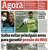 September 18, 2021 - LATIN AMERICA: Front-page: Today's Newspapers In Latin America