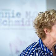 NLD/Hoorn/20170912 - fotomoment castleden Was Getekend, Annie M.G. Schmidt, Simone Kleinsma