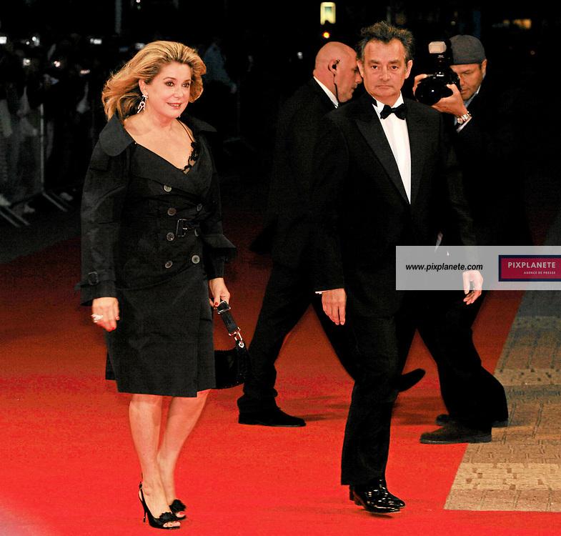 Catherine Deneuve - Jacques Belin - 33 ème Festival du Cinéma Américain de Deauville - Soirée d'ouverture - 31/8/2007 - JSB / PixPlanete