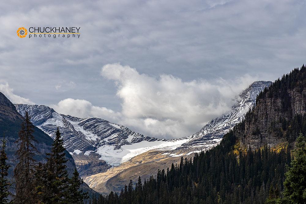 Jackson Glacier in Glacier National Park, Montana, USA