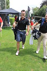 KENNY LOGAN at the Leuka Mini Masters Golf at Dukes Meadows, Chiswick, London on 15th July 2011.