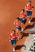 Roland Garros. Paris, France. June 2nd 2012..